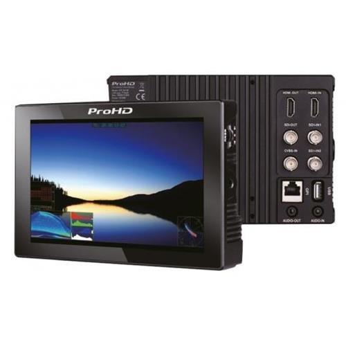 "JVC DT-X73F 7"" ProHD LCD VF Monitor"