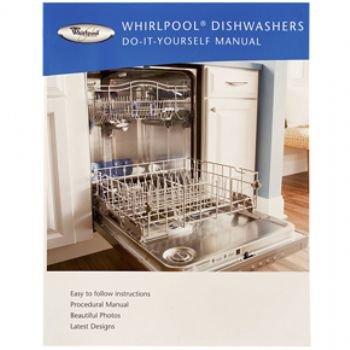 Whirlpool Do-It-Yourself Dishwasher Manual Book W10131216