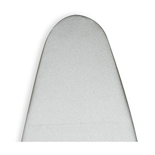 Encasa Homes Ironing Board Cover 'Silver Super Luxury' with Foam & Felt PAD (Fits Board 18