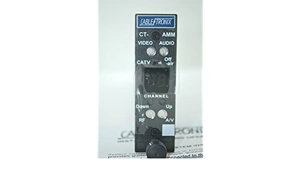 Cabletronix CT-FMM Fixed Channel Modulator