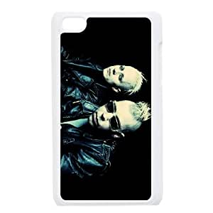 KMFDM iPod Touch 4 Case White MSU7173915