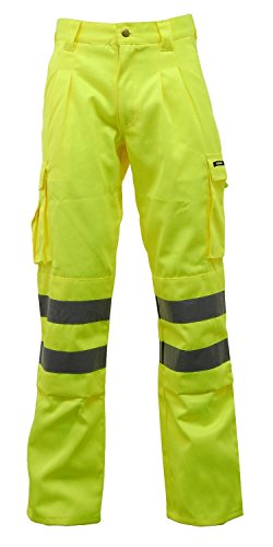 Forever Reflective Polycotton Visibility Trousers