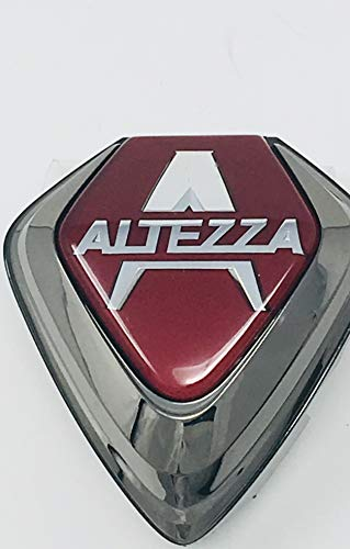Toyota 2000 to 2005 Lexus IS300 Front Grill Altezza Emblem Red Badge Genuine OEM JDM ()