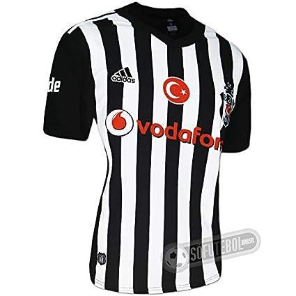 bd5e19091d Camisa Besiktas - Modelo II  Amazon.com.br  Esportes e Aventura