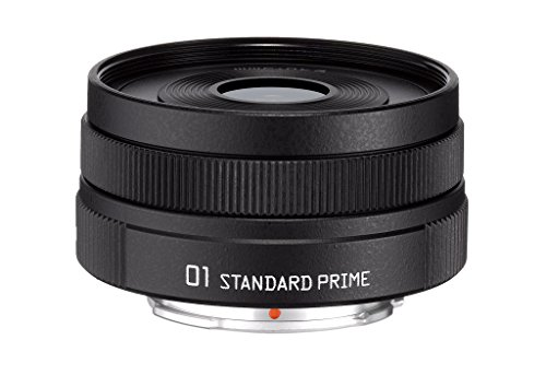 Pentax-01 Standard Prime for Pentax Q Mount #Color:Gray Black (Pentax Type)