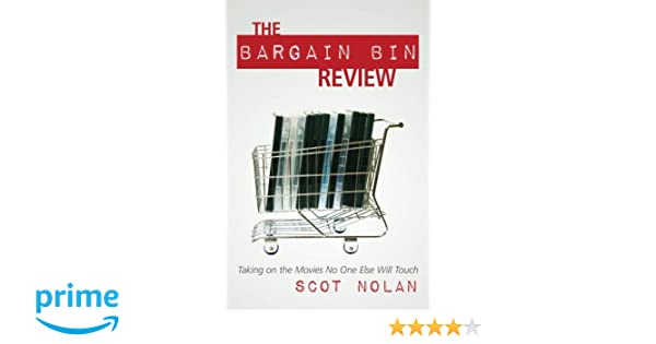 The Bargain Bin Review  Taking on the Movies No One Else Will Touch  Paperback – June 17 ef107f218