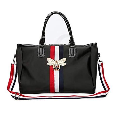 Amazon Com Labu Store Large Capacity Badge Sport Bag Gym Bag For
