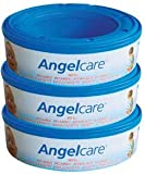 Angelcare 3 Pack Refill Cassettes.