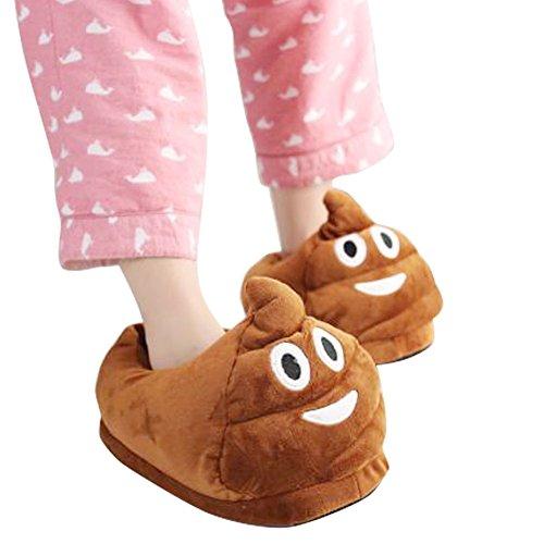 JOX JOZ Cartoon Stuff Unisex-adult Slippers Shoes Winter Plush Indoor Slippers Unisex-adult B019IOB3FY Shoes cf2d10