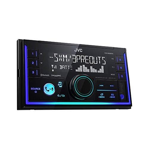 JVC KWX830BTS Car Stereo