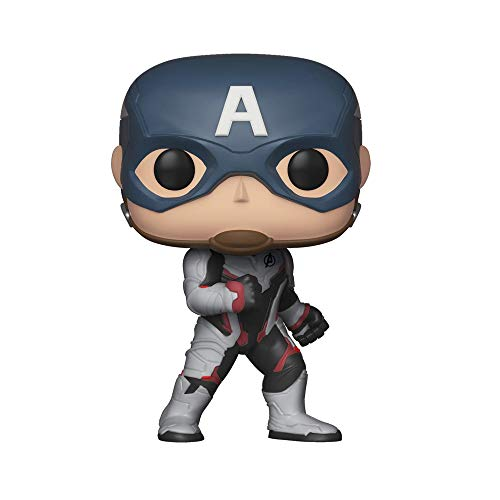 Pop! Bobble Avengers Endgame Captain America