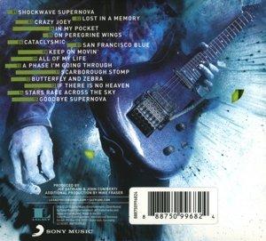 Joe Satriani Satriani Satriani Shockwave Supernova Music 915cc3
