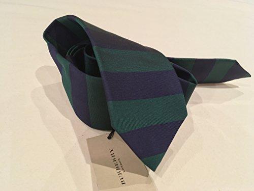 Burberry London Earl Slim Neck Tie in the Color Bright (Burberry Necktie)