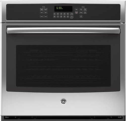 GE JT5000SFSS 30″ Stainless Steel Electric Single Wall Oven – Convection