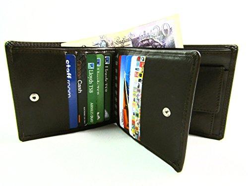 Premium Wallet Mens Mens Premium Brown Mens Leather Leather Premium Brown Brown Brown Wallet 48tTw