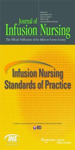 Infusion Nursing Standards of Practice (2011) Pdf