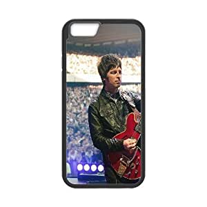 iPhone 6 Plus 5.5 Inch Cell Phone Case Black hd93 noel oasis music band celebrity JNR2111629