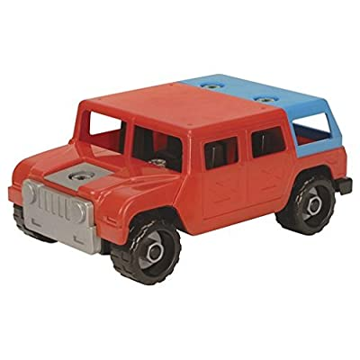 Battat Take-A-Part Vehicle 4x4 (Old Model): Toys & Games