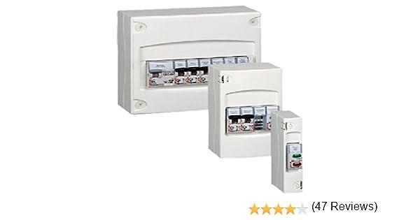 Legrand 001304 caja eléctrica - Caja para cuadro eléctrico (1,52 ...