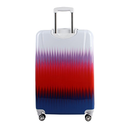 Steve Madden Large Hard Case Luggage With Spinner Wheels (Spikes) by Steve Madden (Image #1)
