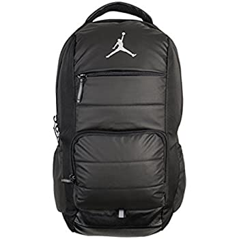 ... Jordan Unisex All World Backpack Black ... da46da9fd7529
