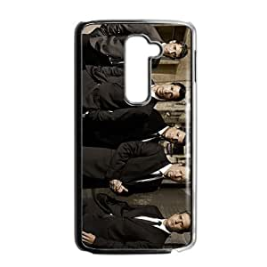New Kids On The Block Design Hard Case Cover Protector For LG G2