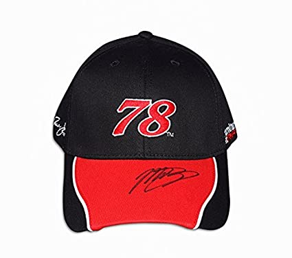 Autographed 2017 Martin Truex Jr 78 Furniture Row Racing Monster