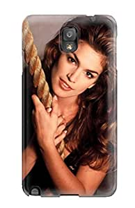 QSAintt4281MOphO Tpu Phone Case With Fashionable Look For Galaxy Note 3 - Cindy Crawford