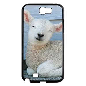 ALI Diy Back Sheep For SamSung Galaxy S3 Case Cover [Pattern-1]