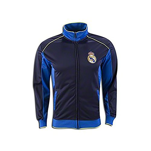 - Rhinoxgroup Replica Track Tops: Real Madrid Third Track Jacket XL