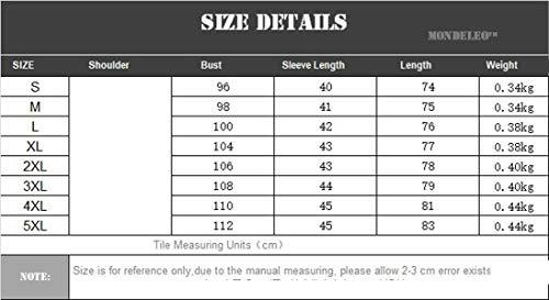 Cappotto Basic Donne Simple Lunghezza Maglione Lunga Tops Pullover Moda Primavera fashion Sweater Outwear Nero Cardigan Manica Cime Coat Giacche Autunno Maglieria Casual Media wS7IxWYrqS