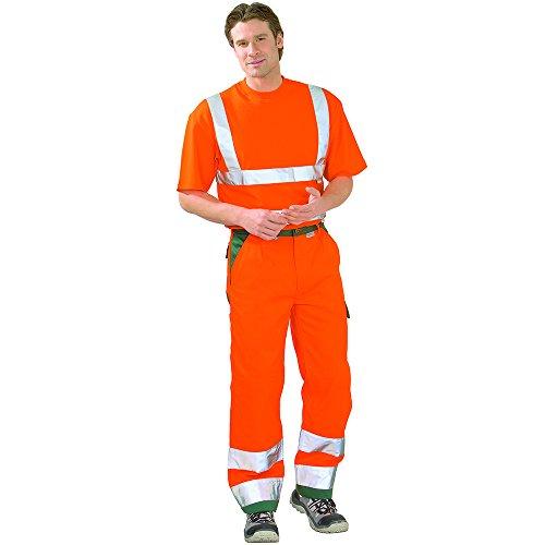 Orange marine Indicazioni Vita Giallo grün Planam Pantaloni qf4xwC