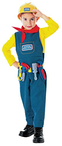 Bob The Builder Costume (Rubie's Costume Cute As Can Be Costume, Junior Builder, 6-12 Months)