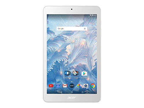 Acer Iconia One 8 MediaTek MT8163 1.30 GHz 2GB Ram 16GB Flash Android 7.0 (Renewed) (Acer 8in Tablet)