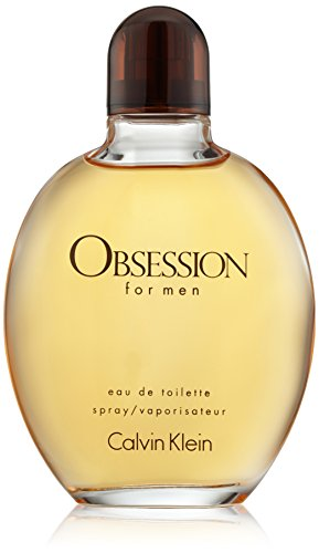 Calvin Klein OBSESSION for Men Eau de Toilette, 6.7 fl. oz.