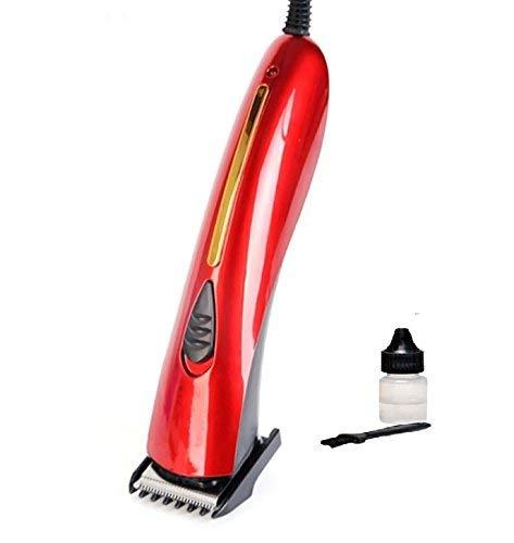 MAXELNOVA 201B Electric Trimmer, (MN201, Red and white) (B07J2R19G7) Amazon Price History, Amazon Price Tracker