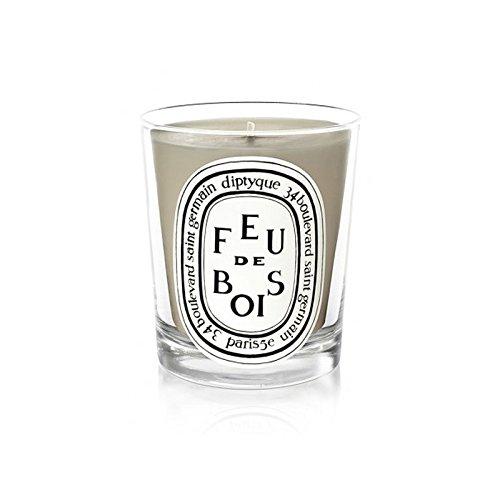 Diptyque Winter Scents Feu De Bois / Wood Fire 190g (Pack of 2) - Diptyqueの冬の香りFeuドボワ/木材火災190グラム (x2) [並行輸入品]   B01MQLWJSI