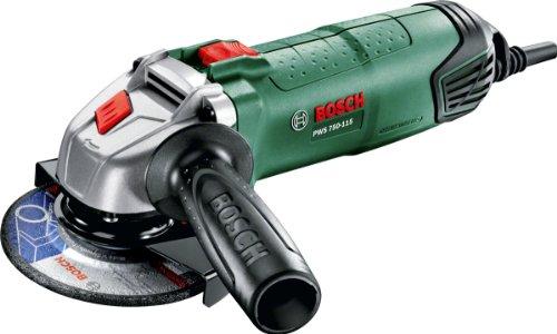 Bosch DIY Winkelschleifer PWS 750-115