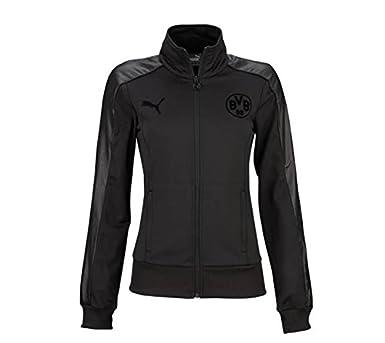 PUMA Jacke BVB T7 Wms Sweat Jacket