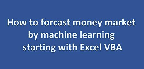 Amazon.com: How to forecast money market by machine learning ...