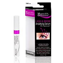 Measurable Difference Lash and Brow Amplifying Serum, Clear, .1 Fluid Ounce