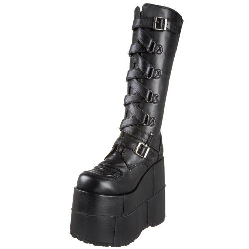 Pleaser Men's Stack-308 Platform Boots - Demonia Pleaser Stack Shopping Results