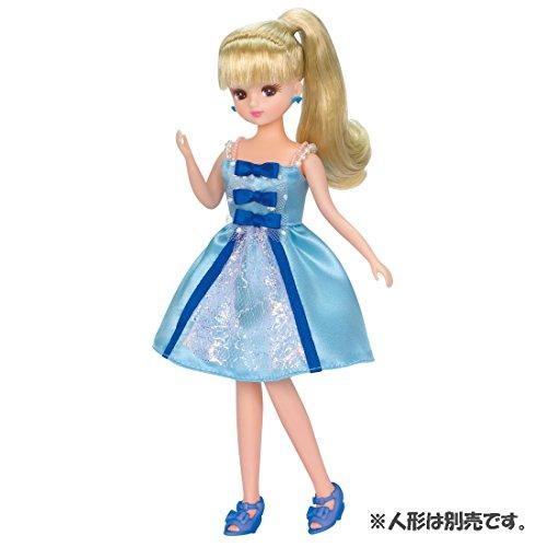 Azzurro Cielo Nastro chan 02 Abito Lw Rika P4TqwfxX4