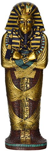 Design Toscano Icons of Ancient Egypt Wall Sculpture: King Tut