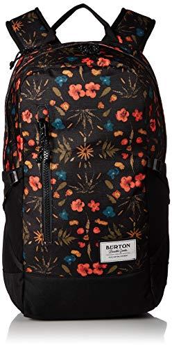 Burton Prospect Backpack, Black Fresh Pressed Print ()