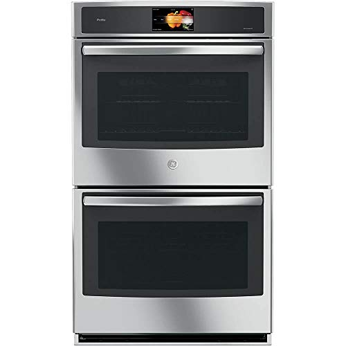 GE Profile PT9551SLSS 30 Inch Smart 10 cu. ft. Total Capacity Electric Double Wall Oven in Stainless Steel