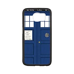 Doctor Who Samsung Galaxy S6 Cell Phone Case White SP1292251