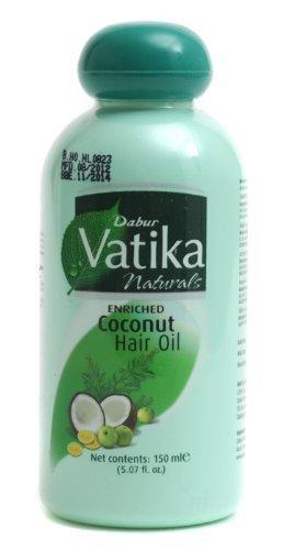 Dabur Vatika Enriched Coconut Hair product image