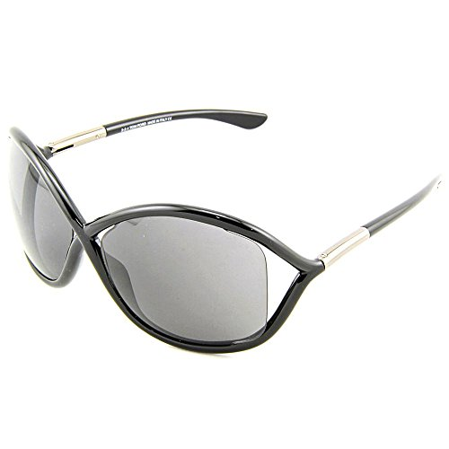 Tom Ford Whitney Sunglasses in Shiny Black FT0009S 199 64