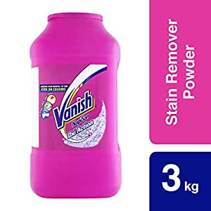 Vanish Napisan OxiAction Fabric Stain Remover Powder, 3kg